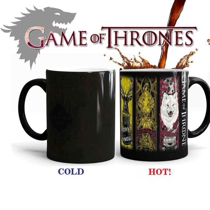 Like and Share if you want this  Game Of Thrones Mugs     Tag a friend who would love this!     FREE Shipping Worldwide     #gameofthrones    Get it here ---> http://greedyisgood.com/game-of-thrones-mugs/