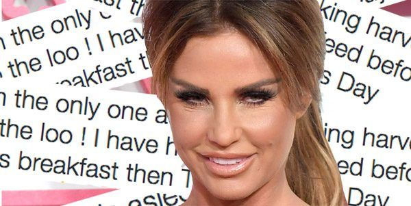 Katie Price reveals her Christmas plans in heartwarming post: 'I can't sleep as want everything perfect!'