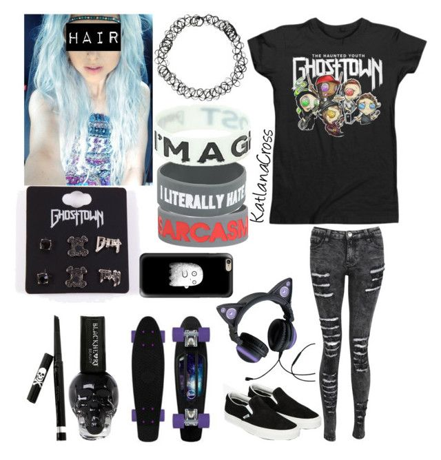 """""""Style #400"""" by katlanacross ❤ liked on Polyvore featuring Vans and Casetify"""
