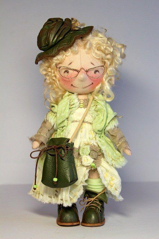 Куклы Ирины Гуськовой