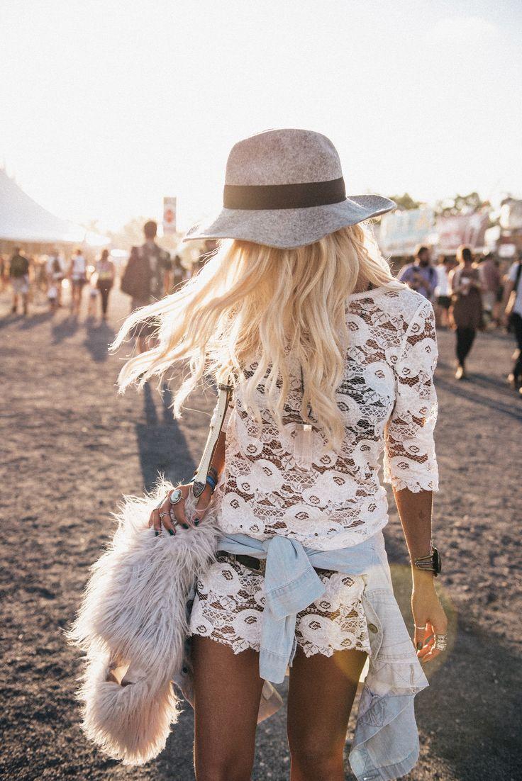 Blues Fest Byron Bay Festival Style by Helen Janneson Bense (Gypsylovinlight) | Spell Designs Blog