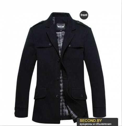 Мужские зимние куртки и пальто больших размеров