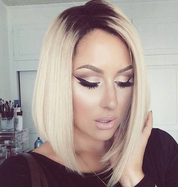 Outstanding 1000 Ideas About Hair Trends 2015 On Pinterest High Fade Hairstyle Inspiration Daily Dogsangcom