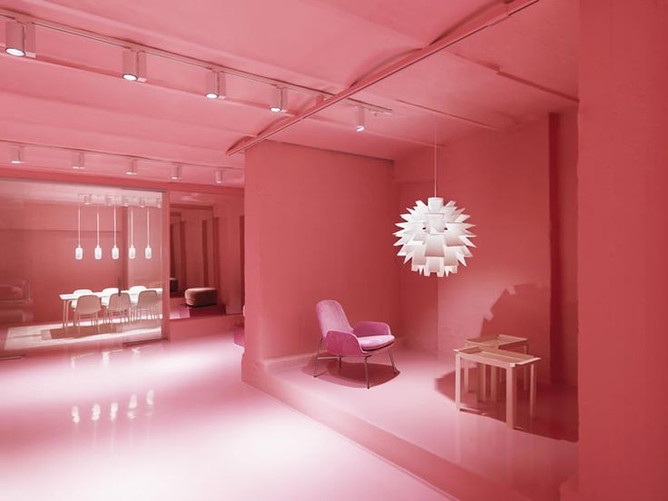 Pink Big: Normann Copenhagen's reborn flagship store is a gargantuan voyage of design discovery...