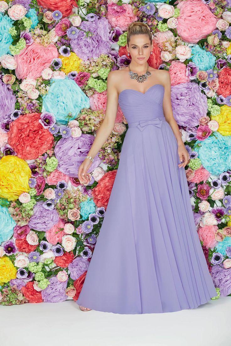28 best Ronald Joyce Bridesmaids dresses images on Pinterest | Short ...