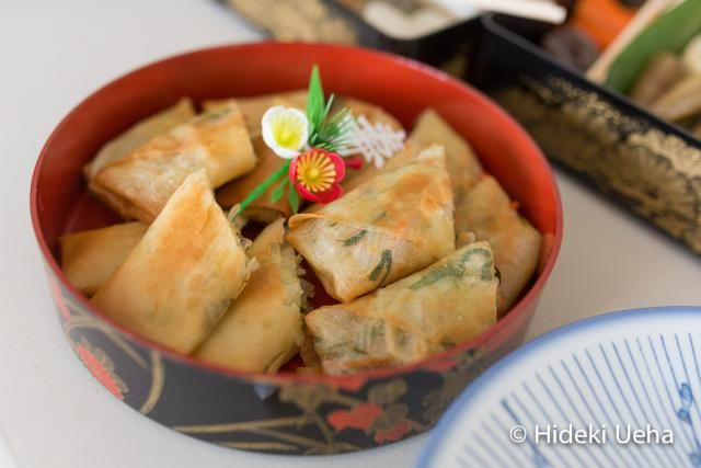 Japanese Vegetable Spring Rolls (Harumaki) are Great as an Appetizer or Meal!: Vegetable Harumaki (Japanese Spring Roll)