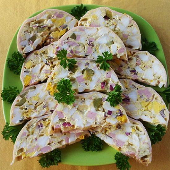 Sonkás tojásos őzgerinc: ilyen látványos ételekért őrülünk meg - www.kiskegyed.hu