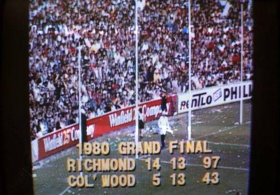 1980 Grand Final..