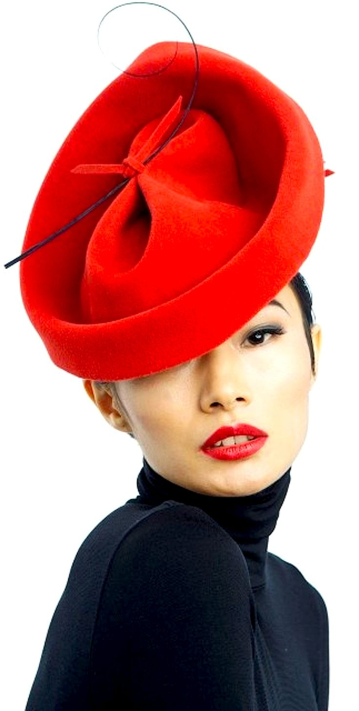Extraordinary hats-would YOU were something like this?