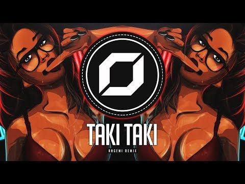 PSY-TRANCE ◉ DJ Snake - Taki Taki (ANGEMI Remix) ft  Selena
