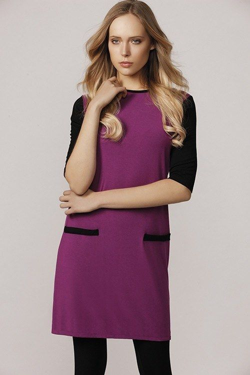 #winterfashion #vivid #violet #ethical