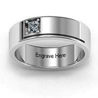 Men's Promise Ring