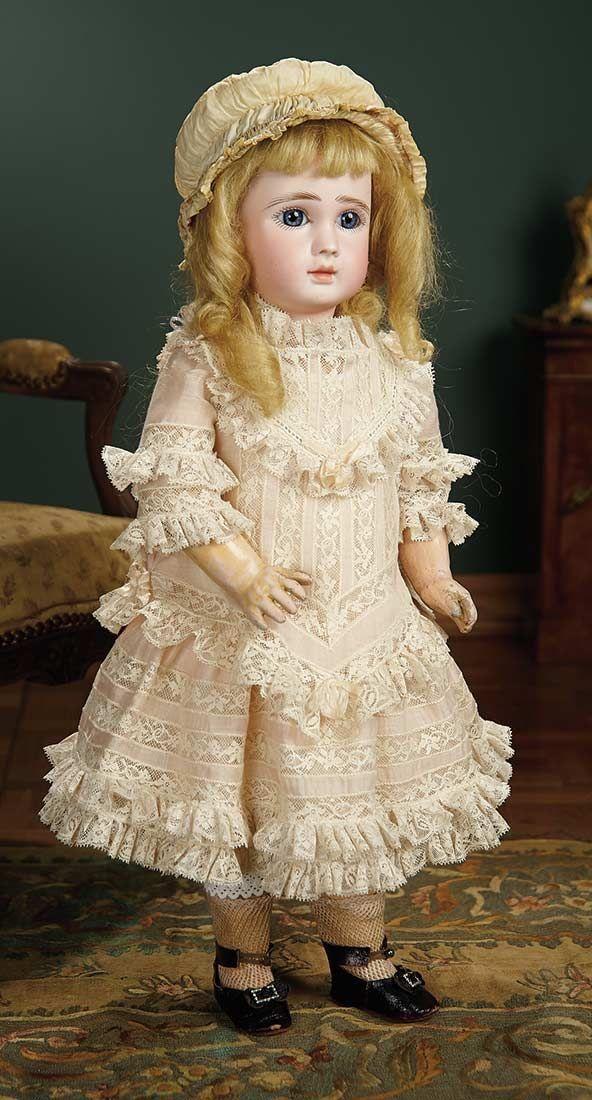 bambole di pezza antiche