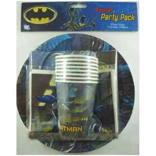 937 - Batman Party Pack. Pack of 40   For more details, please go to www.facebook.com/popitinaboxbusiness