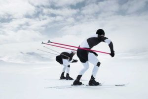 Digital Ski Bindings  Rottefella's Nordic Ski Bindings are Electronically Adjustable (hotnewstrend)