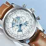 Testing the Breitling Transocean Chronograph Unitime Plus a History of Breitling Watches