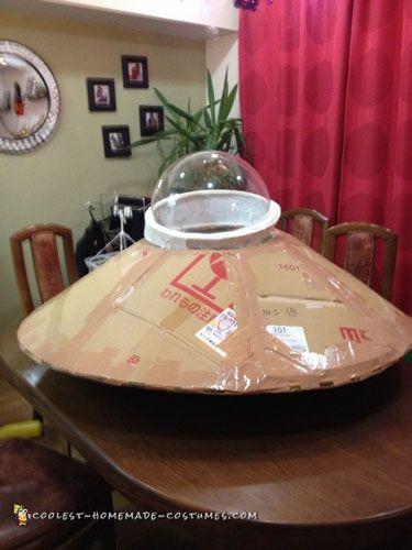 UFO almost done