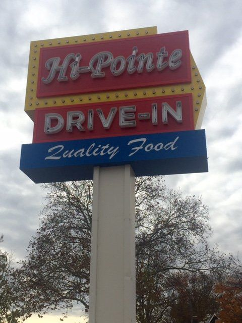 Sugarfire Smoke House Owners to Open burger joint Hi-Pointe Drive-In  St. Louis, MO/December 29, 2016 (STLRestaurant.News) – Hi-Pointe Drive-In is being built at the old location of Del Taco on McCausland and Ethel Avenues in St. Louis. They could ...