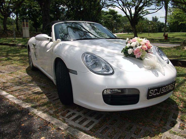 Wedding Car Al Singapore Bridal Cars For Malcolm Candice Ideas Pinterest Porsche Boxster And