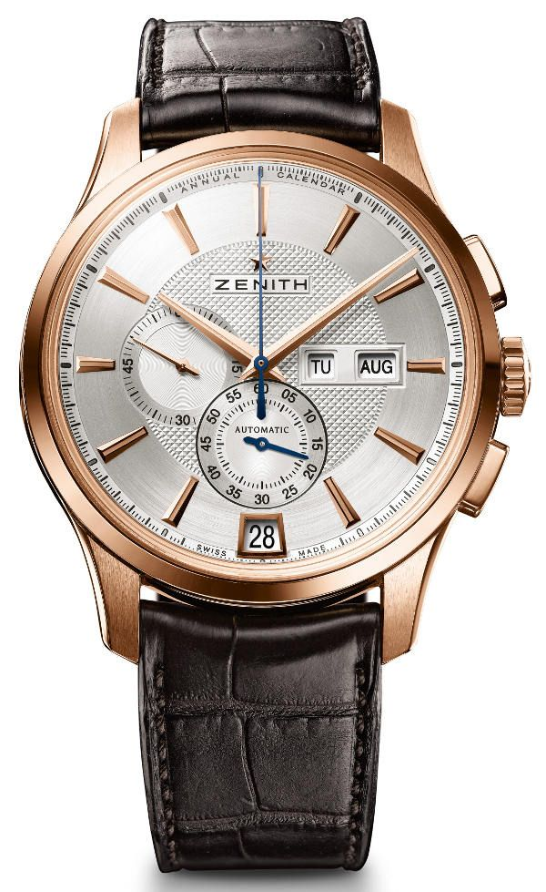 Zenith Captain Winsor Annual Calendar Watch