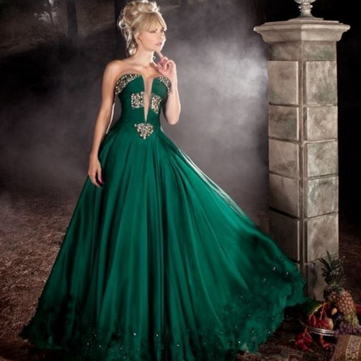 Find More Evening Dresses Information about Fresh Dark Old Green Long Evening Dresses Gold Beading Chiffon Evening Gowns Strapless Off The Shoulder Demure Formal Dress ,High Quality dresses silk,China dresses green Suppliers, Cheap dresses long from Amazing Dress Factory  on Aliexpress.com
