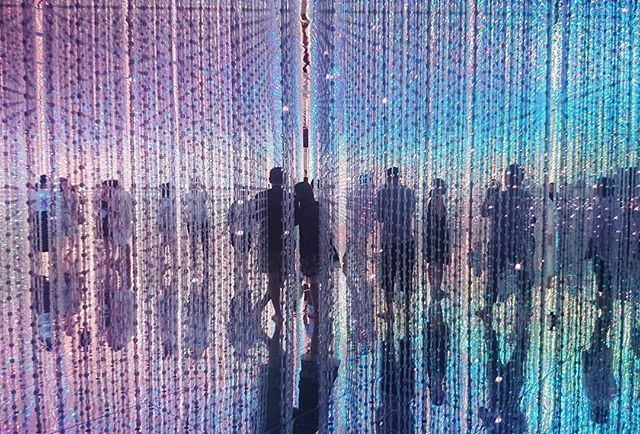 So magical ✨✨✨ #dmmplanet #installation #tokyo