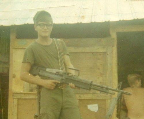 An anonymous Vietnam war hero : the M60 machinegun - Armchair General and HistoryNet >> The Best Forums in History