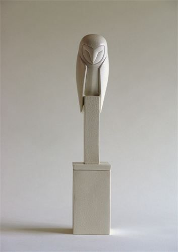Anthony Theakston Barn Owl Statue