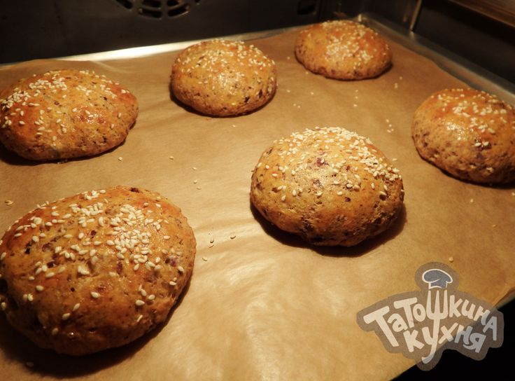 Ржаные булочки. Хлеб по дюкану, рецепты дюкана, дюкан, атака