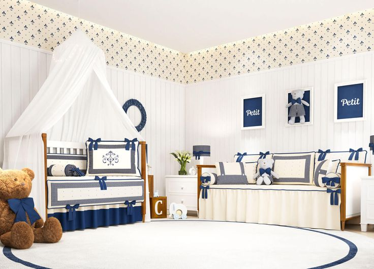 O quarto de bebê azul marinho é o clássico dos clássicos. É uma tonalidade marcante, que ambienta com elegância e sofisticação o cantinho mais especial da casa. Apesar de ser uma escolha tradicional para os meninos, as opções de decoração do quarto de bebê azul marinho se reinventam sempre. Anualmente são lançadas novas coleções de enxoval e elementos decorativos para encantar as mamães apaixonadas pela cor. Na matéria de hoje, reunimos ambientações completas de quarto de bebê azul marinho e…