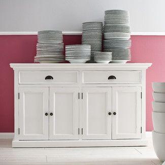 White Sideboards & Buffets | Wayfair