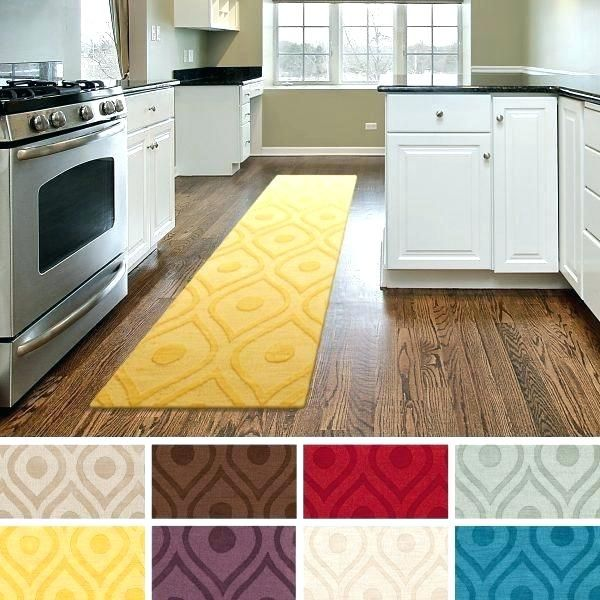 kitchen rug runners bed bath and beyond rugs and runners ...