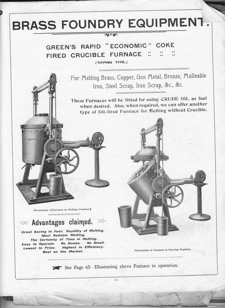 Foundry Melting Equipment Brochure