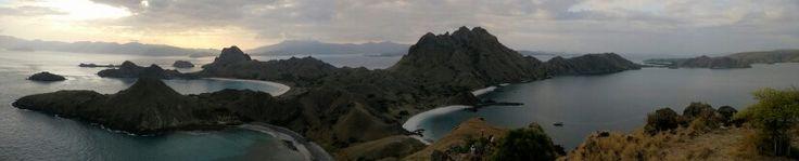 Padar Island, Labuan Bajo, Flores, Indonesia