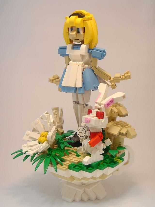 61 best LEGO Creatures images on Pinterest | Lego animals ...