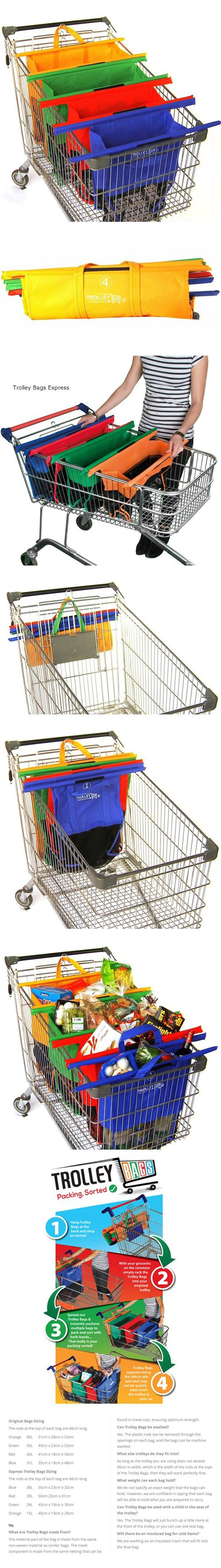 Instyle - Trolley Bags