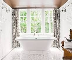 tumbled travertine and white tile bathrooms - Google Search