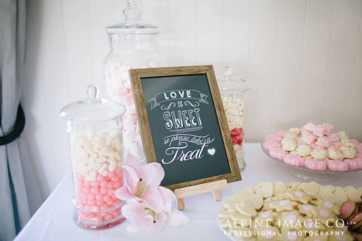 Lolly Bar With Lollies and Setup Service