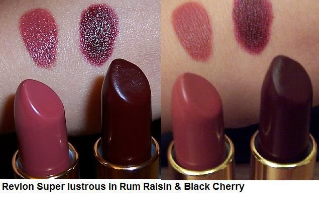 Revlon Super Lustrous - Black Cherry was rated 4.3 out of 5 by makeupalley.com's members.  Read 66 consumer reviews.