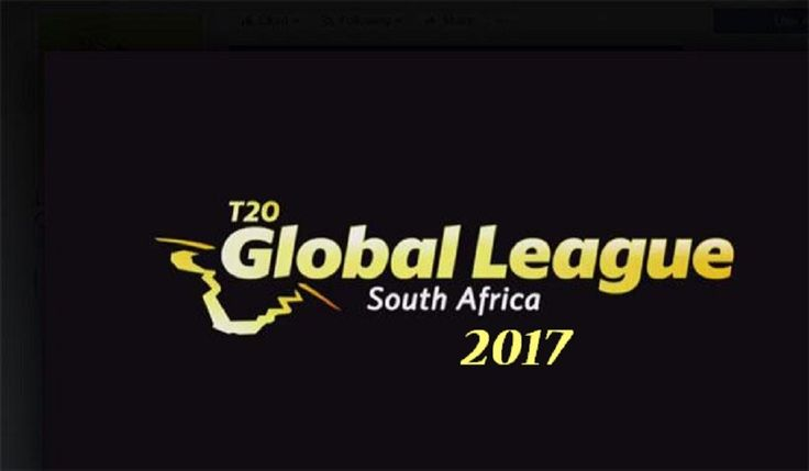 South Africa T20 Global League 2017 Matches Schedule