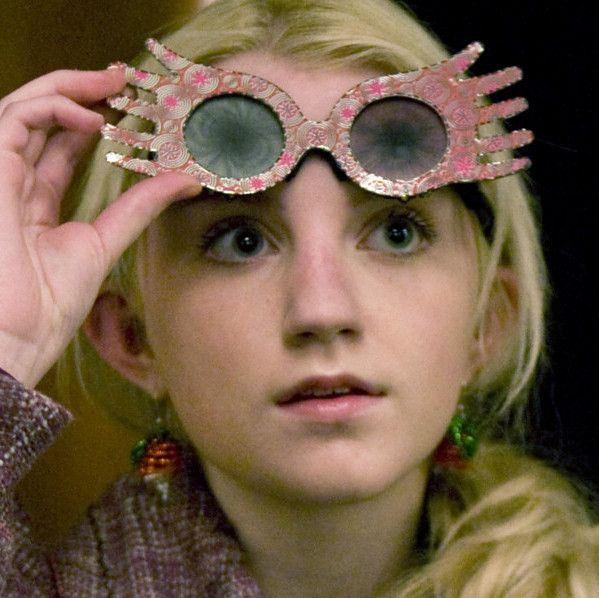 How Luna Lovegood Are You? -- 14/30