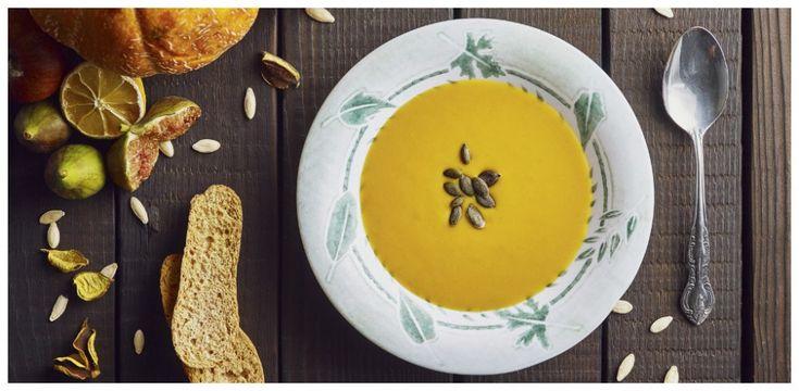 Vellutata di zucca: la ricetta originale e le varianti più gustose!