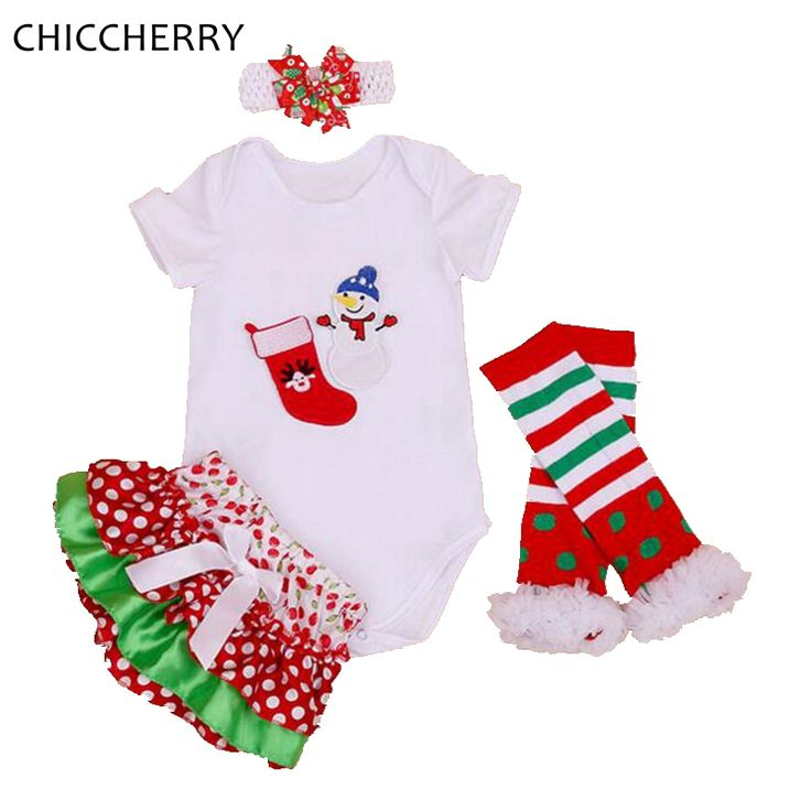 >> Click to Buy << Snowmen Christmas Costumes for Kids Clothes Conjunto Infantil Bodysuit Bloomer Legwarmer Headband Toddler Girl Christmas Outfits #Affiliate