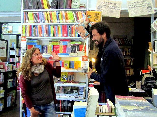 Libreria Therese Torino - Davide e Sara