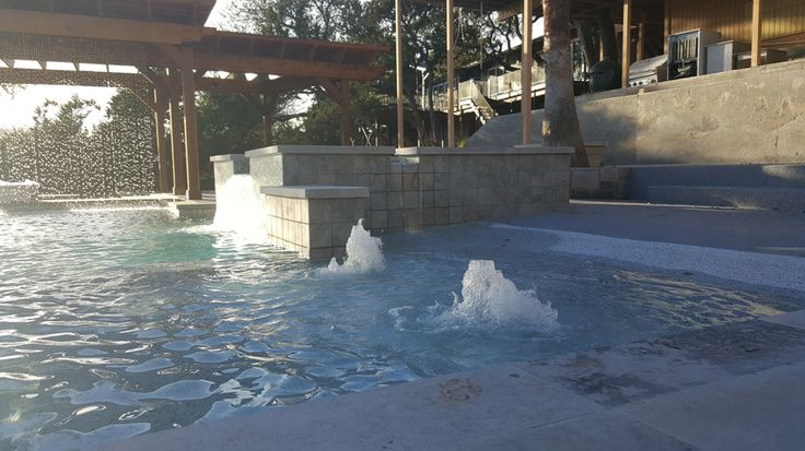 Best 25 pool installation ideas on pinterest glow for Pool design companies near me