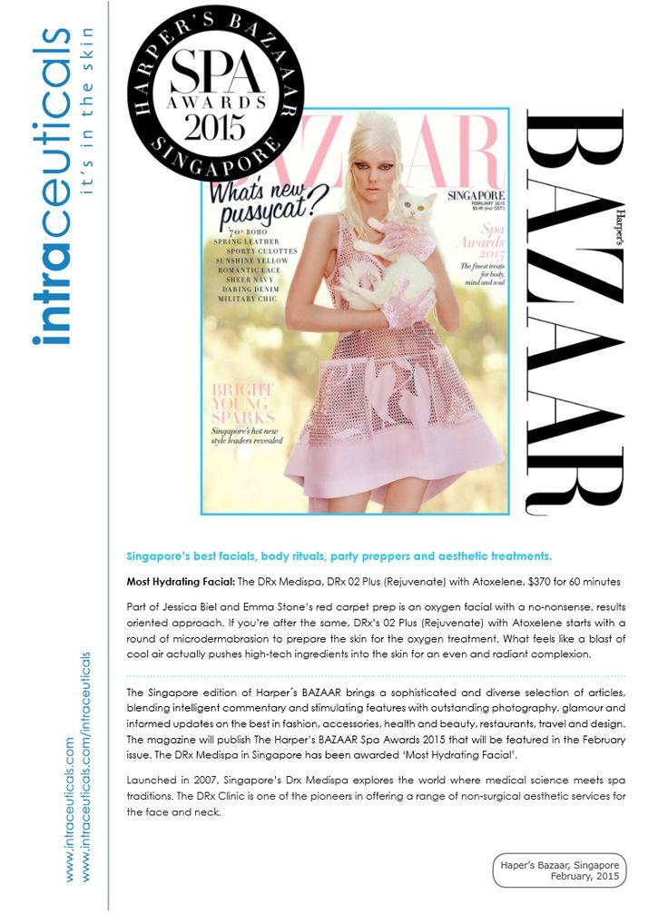 Intraceuticals - As seen in Bazaar magazine 177 Union Road, Ascot Vale