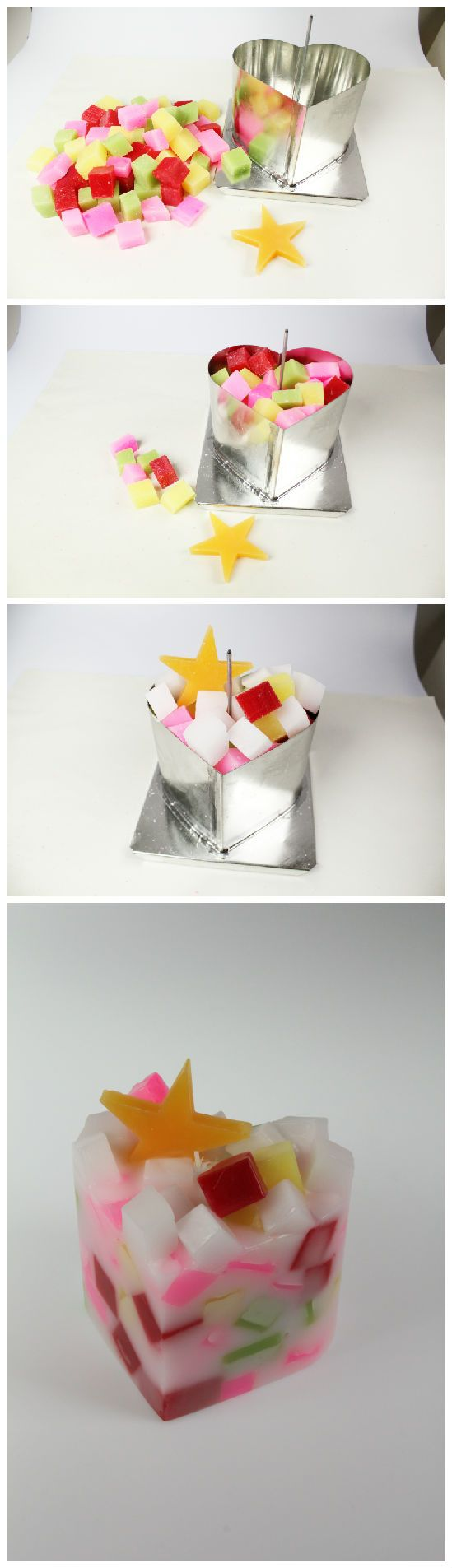 fun and easy candle to create! #diy #makemeaning #candle