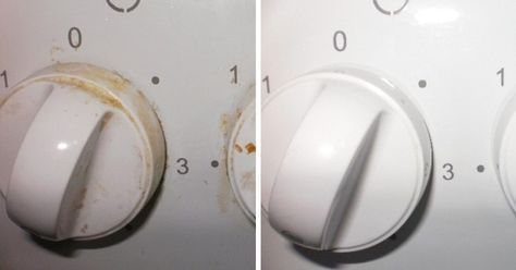 Geniálny spôsob ako vyčistiť špinavé gombíky na rúre vo vašej domácnosti! Iný spôsob, už nebudete chcieť vyskúšať | Chillin.sk