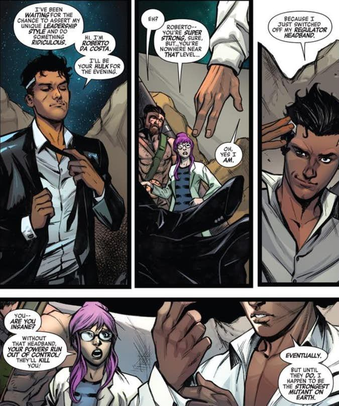 Avengers 688 Reveals Sunspot As The Strongest Mutant In The Marvel Universe Sunspot Marvel Comics Art Marvel