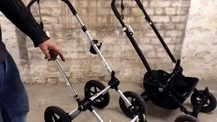 A General Discussion of the Bugaboo Cameleon 1 and 2; Problem Areas, Str...